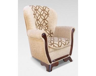 Wygodne fotele tapicerowane w bogatej ofercie kolorów, tkanin i stylów