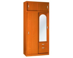 Garderoba AM – Szafa Kajtek z lustrem 100x240