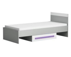 GIT - Łóżko 90 z materacem (12)