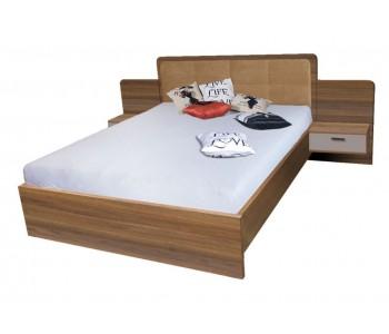EFFECT - Łóżko 160  cm bez materaca bez pojemnika (EF3)