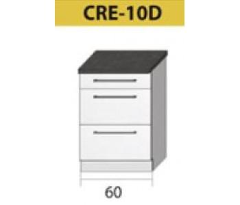 Kuchenna szafka dolna CREATIVA-10D (60)