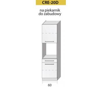 Kuchenna szafka wysoka CREATIVA-20D (60) piekarnik