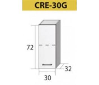 Kuchenna szafka górna CREATIVA-30G (30)