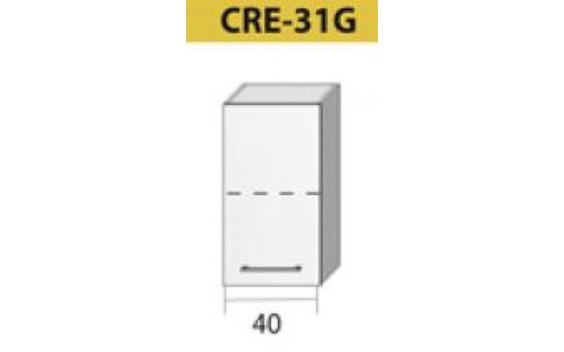 Kuchenna szafka górna CREATIVA-31G (40)