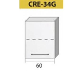Kuchenna szafka górna CREATIVA-34G (60)