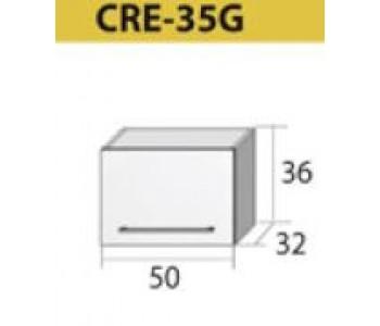 Kuchenna szafka górna (niska) CREATIVA-35G (50)