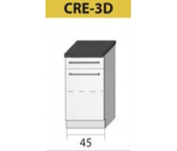 Kuchenna szafka dolna CREATIVA-3D (45)