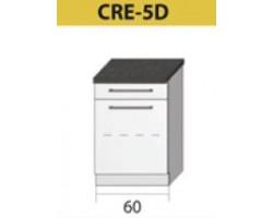Kuchenna szafka dolna CREATIVA-5D (60)