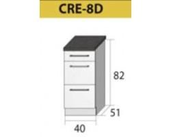 Kuchenna szafka dolna CREATIVA-8D (40)