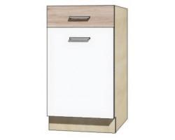 """ECONO - Kuchenna szafka dolna z szufladą i półką ECO-3D """"45"""""""