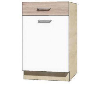 """ECONO - Kuchenna szafka dolna z szufladą i półką ECO-4D """"50"""""""