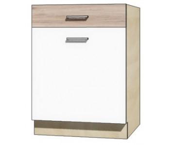 """ECONO - Kuchenna szafka dolna z szufladą i półką ECO-5D """"60"""""""