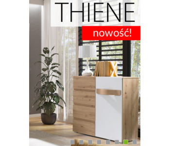 THIENE - Komoda 90 CM (TH8)