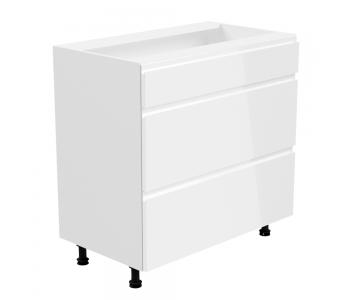 ASPEN – Szafka dolna z szufladami 80 cm (D80S3)
