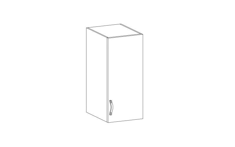 ROYAL – Kuchenna szafka wisząca 30 (G30)