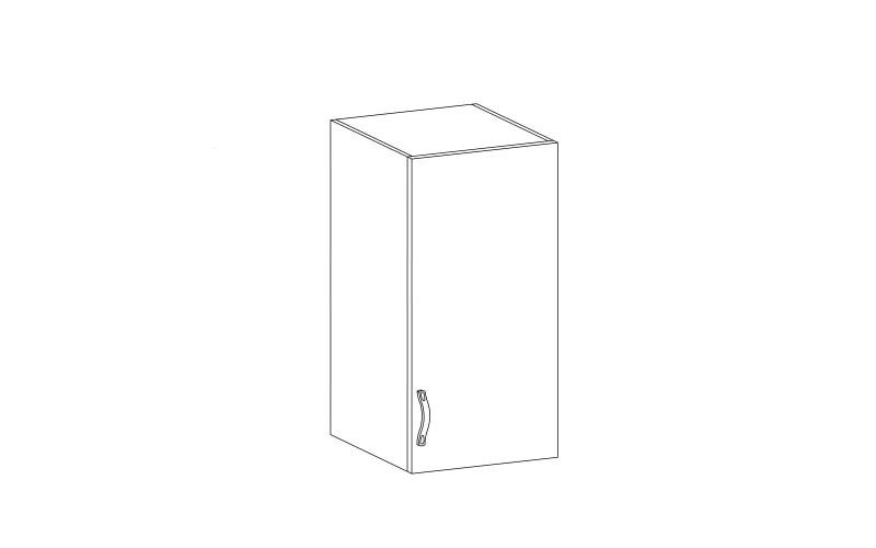PROWANSJA GM – Kuchenna szafka wisząca 40 (G40)