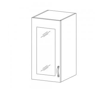 SYCYLIA GM – Kuchenna szafka wisząca 40 ze szkłem (G40S)