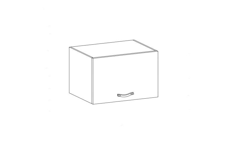 PROWANSJA GM – Kuchenna szafka wisząca 50 (G50K)