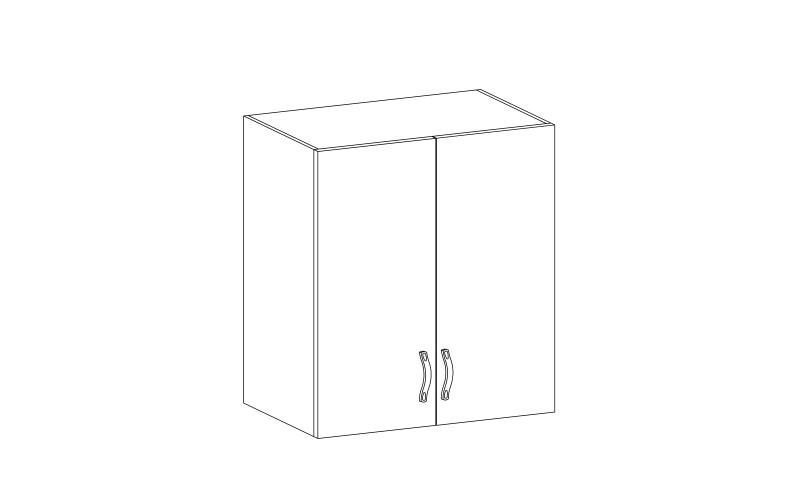 ROYAL – Kuchenna szafka wisząca 60 (G60)