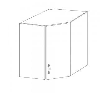 LUNA GM – Kuchenna szafka wisząca narożna 60 (G60N)