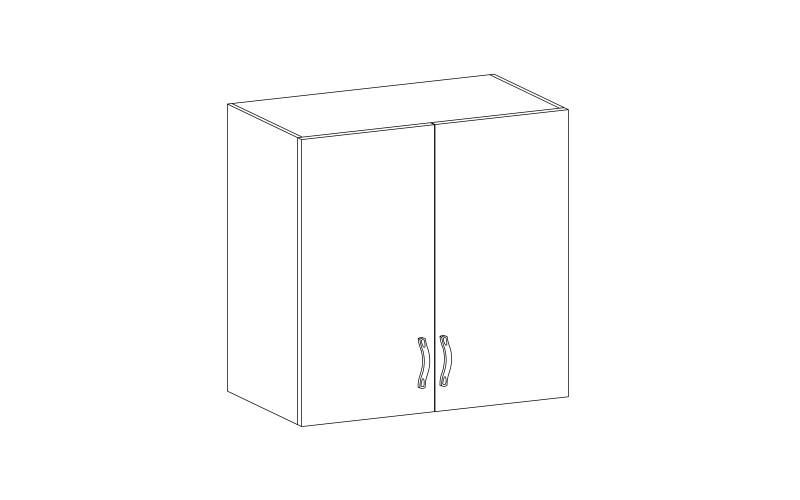 ROYAL – Kuchenna szafka wisząca 80 (G80)