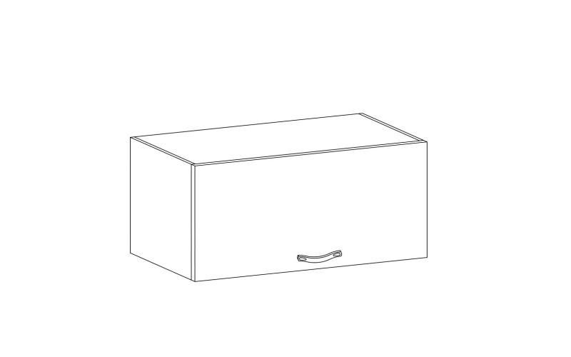 ROYAL – Kuchenna szafka wisząca 80 (G80K)