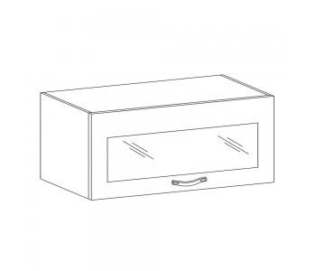 SYCYLIA GM – Kuchenna szafka wisząca 80 ze szkłem (G80KS)