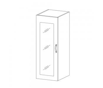 PROWANSJA  GM – Kuchenna szafka stojąca 40 ze szkłem (W40S)