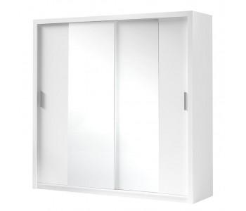 BONO - Szafa przesuwna z lustrem 220 x 215 2D