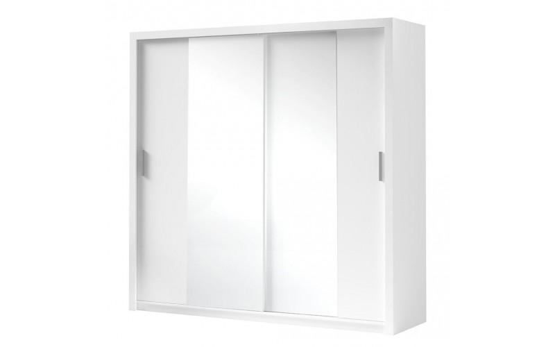 BONO - Szafa przesuwna z lustrem 220 cm 2D