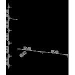 BONO - Szafa przesuwna bez lustra 180 2D