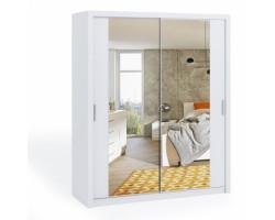 BONO - Szafa przesuwna z lustrem 180 x 215 2D