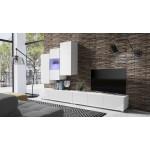 CALABRINI – półka wisząca pionowa 45 x 117 cm