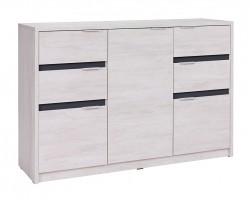 DENVER - Komoda 3D4SZ (135 x 90)