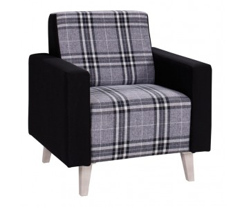 MEMONE Fotel jasny