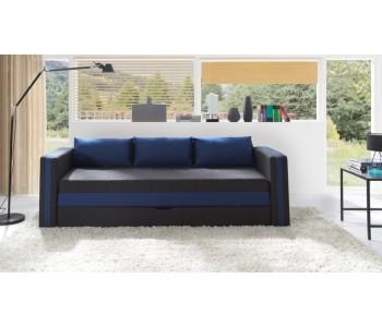 EUFORIA DUO - niebieski - sofa