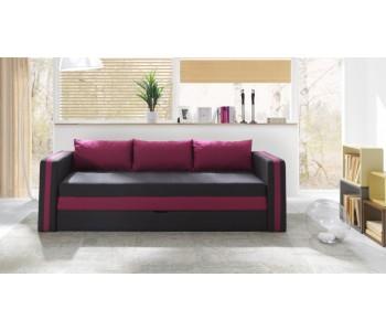 EUFORIA DUO róż - sofa