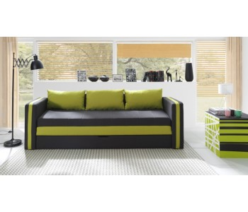 EUFORIA DUO zielony - sofa