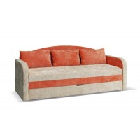 TENUS I - Sofa Orange