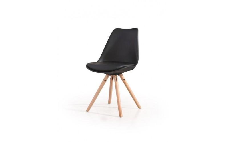 K201 - Krzesło czarne