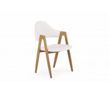 K247 - Krzesło  białe