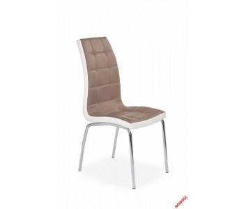 K186 - Krzesło cappucino - biały