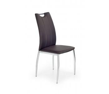 K187 krzesło brąz