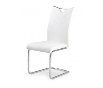 K224 krzesło białe