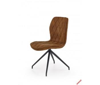 K237 krzesło brąz