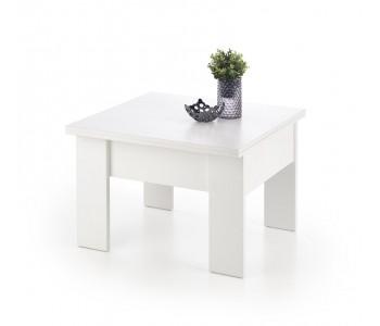 SERAFIN – ławostół rozkładany biały