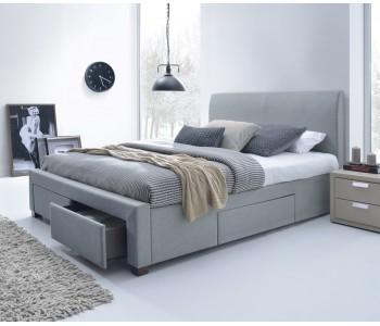 MODENA - Łóżko 140 z szufladami bez materaca