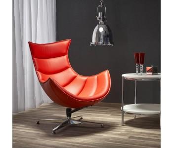 LUXOR - fotel czerwony