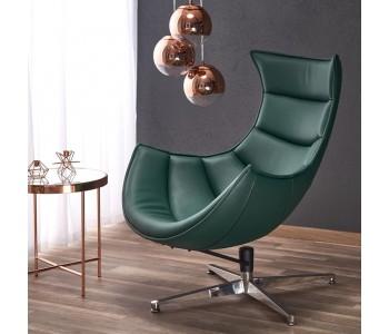 LUXOR - fotel zielony
