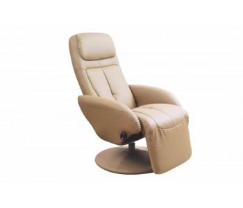 OPTIMA - fotel wypoczynkowy beżowy